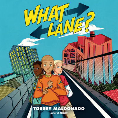 What Lane? cover