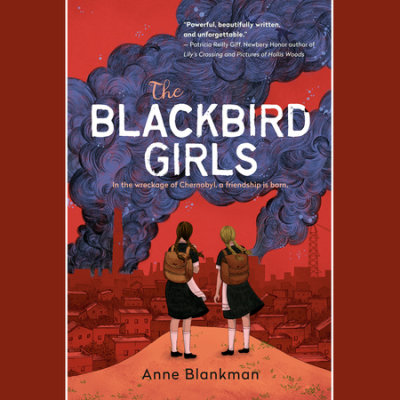 The Blackbird Girls cover
