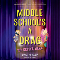 Middle School's a Drag, You Better Werk! Cover