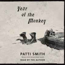 Year of the Monkey Cover