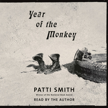 Year of the Monkey by Patti Smith | Books on Tape
