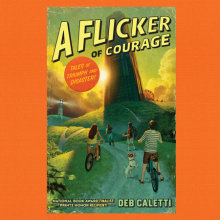 A Flicker of Courage Cover