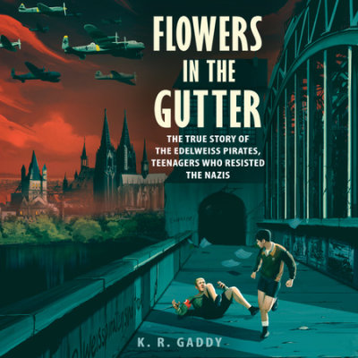 Flowers in the Gutter cover