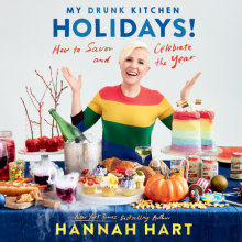 My Drunk Kitchen Holidays! Cover