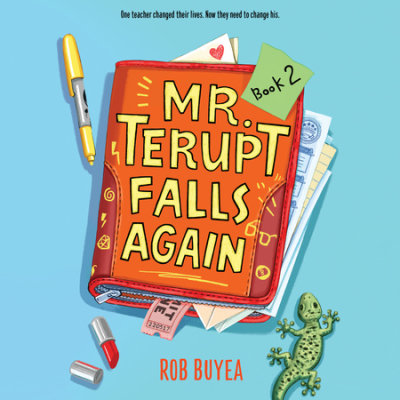 Mr. Terupt Falls Again cover