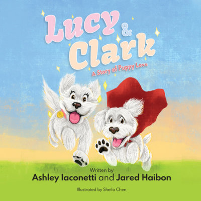 Lucy & Clark cover