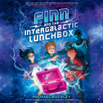 Finn and the Intergalactic Lunchbox Cover