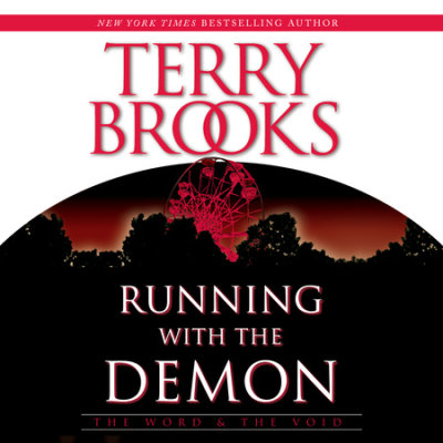 Running with the Demon cover