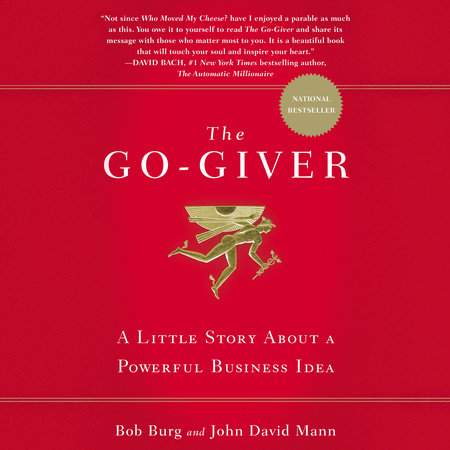 The Go-Giver by Bob Burg and John David Mann