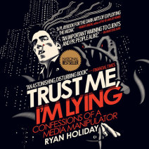 Trust Me, I'm Lying Cover
