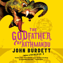 The Godfather of Kathmandu Cover