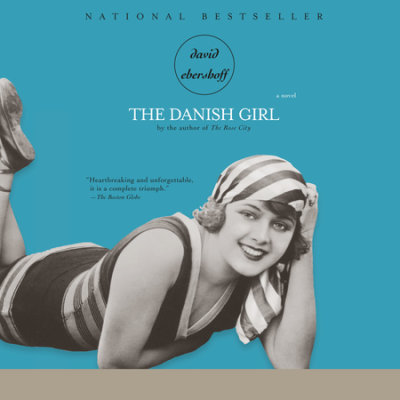 The Danish Girl cover