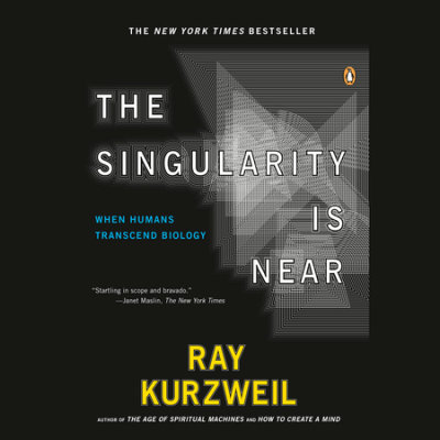 The Singularity Is Near cover