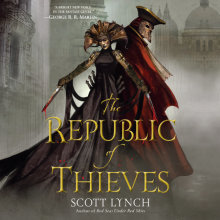 The Republic of Thieves Cover