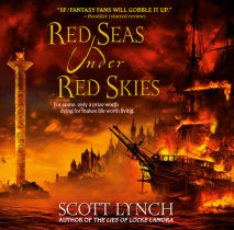 Red Seas Under Red Skies Cover