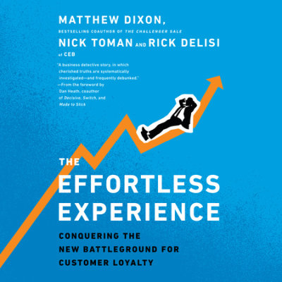The Effortless Experience cover