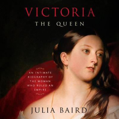 Victoria: The Queen cover