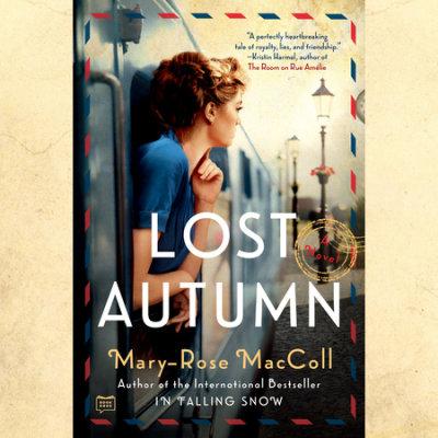 Lost Autumn cover