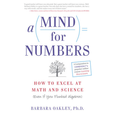 A Mind for Numbers cover