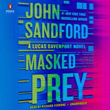 Masked Prey Cover
