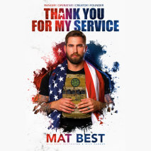 Thank You for My Service Cover