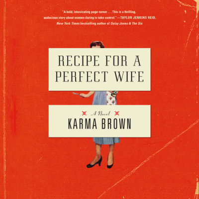 Recipe for a Perfect Wife cover