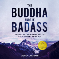 The Buddha and the Badass Cover