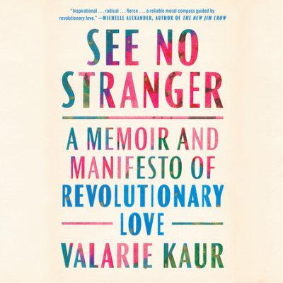 See No Stranger cover