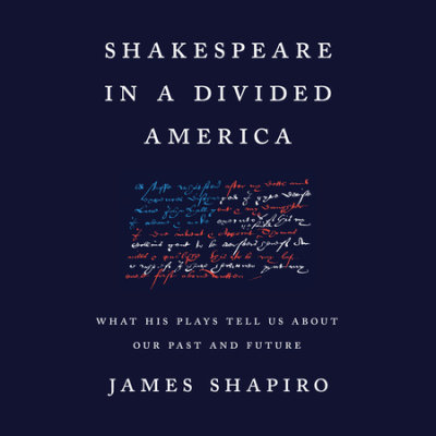 Shakespeare in a Divided America cover