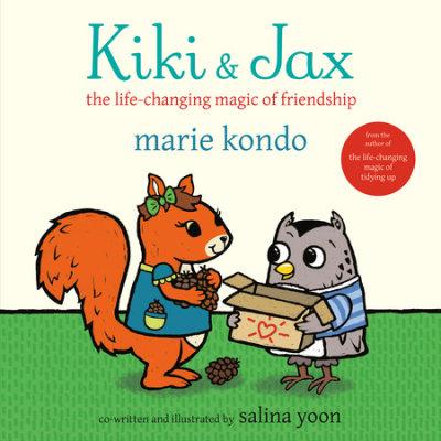 Kiki & Jax cover