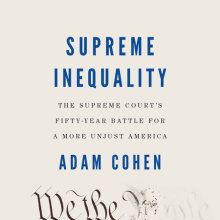 Supreme Inequality Cover