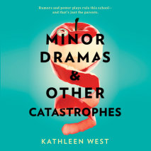 Minor Dramas & Other Catastrophes Cover