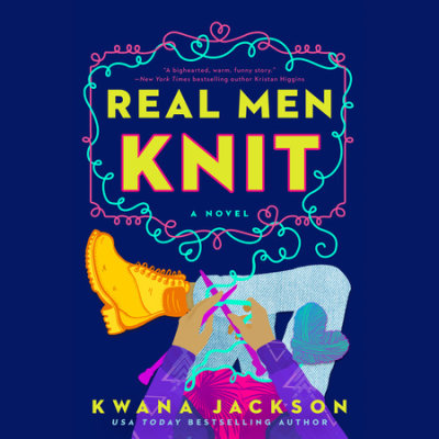 Real Men Knit cover