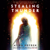 Stealing Thunder Cover