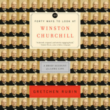 Forty Ways to Look at Winston Churchill Cover