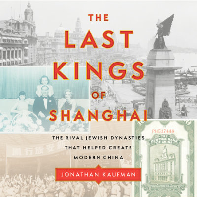 The Last Kings of Shanghai cover