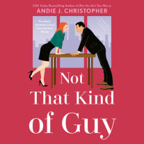 Not That Kind of Guy Cover