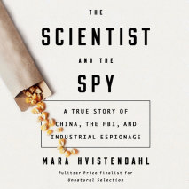 The Scientist and the Spy Cover