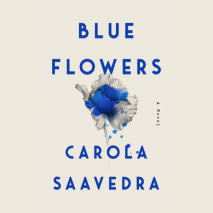 Blue Flowers Cover
