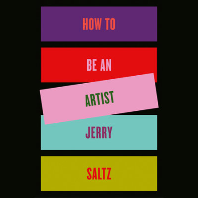 How to Be an Artist cover