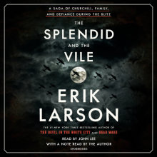 The Splendid and the Vile Cover