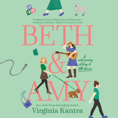 Beth and Amy cover