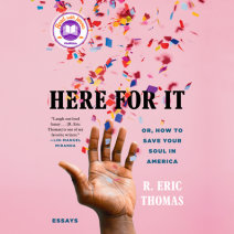Here for It Cover