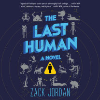 The Last Human Cover