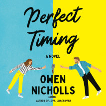 Perfect Timing Cover