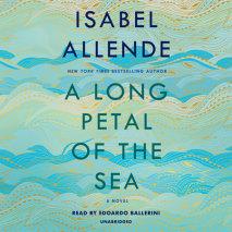 A Long Petal of the Sea cover big