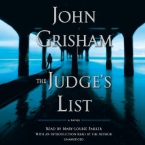 The Judge's List Cover