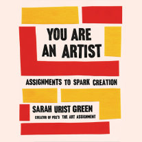 You Are an Artist Cover