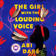 The Girl with the Louding Voice Cover