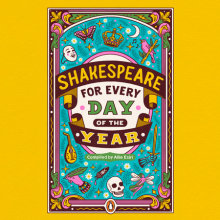 Shakespeare for Every Day of the Year Cover